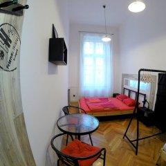 Friends Hostel and Apartments Budapest удобства в номере