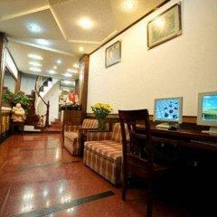 Hanoi Street Hotel интерьер отеля