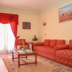 Отель Hôtel Farah Al Janoub Марокко, Уарзазат - отзывы, цены и фото номеров - забронировать отель Hôtel Farah Al Janoub онлайн комната для гостей фото 2