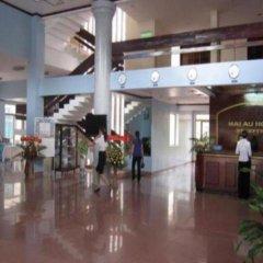 Отель Hai Au Hotel Вьетнам, Вунгтау - отзывы, цены и фото номеров - забронировать отель Hai Au Hotel онлайн интерьер отеля фото 2