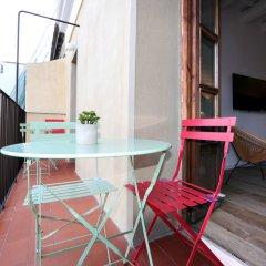 Отель Classbedroom Port Ramblas Испания, Барселона - отзывы, цены и фото номеров - забронировать отель Classbedroom Port Ramblas онлайн балкон
