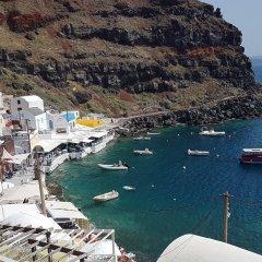Отель Amoudi Villas Греция, Остров Санторини - отзывы, цены и фото номеров - забронировать отель Amoudi Villas онлайн пляж
