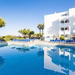Отель Globales Apartamentos Lord Nelson Эс-Мигхорн-Гран бассейн фото 2