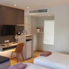 Отель Baan Karon Resort комната для гостей фото 9