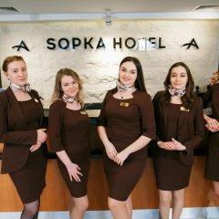 Гостиница Сопка