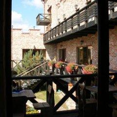 Отель Tvirtove Prie Didziulio Литва, Тракай - отзывы, цены и фото номеров - забронировать отель Tvirtove Prie Didziulio онлайн балкон