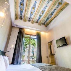 Отель Exe Ramblas Boqueria комната для гостей фото 5