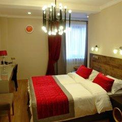 Гостиница Grace Point Hotel Казахстан, Нур-Султан - отзывы, цены и фото номеров - забронировать гостиницу Grace Point Hotel онлайн комната для гостей фото 4