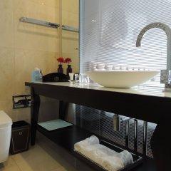 Отель Quentin Berlin Берлин ванная