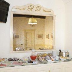 Отель Residenza Del Duca питание фото 3