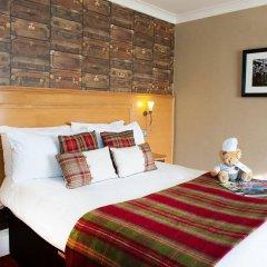 Отель Hallmark Inn Manchester South комната для гостей фото 2