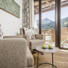Отель Das Central – Alpine . Luxury . Life комната для гостей фото 10