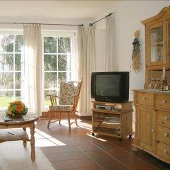Ferien- und Reitsport Hotel Brunnenhof комната для гостей фото 4