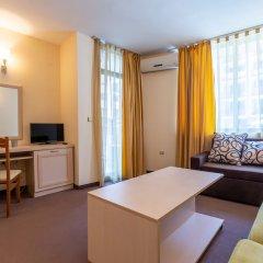 Апартаменты Quiet One Bedroom Apartment with Kitchenette in Avalon Complex комната для гостей фото 3