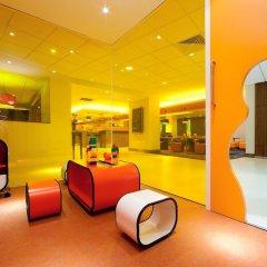 Отель Novotel Waterloo Лондон детские мероприятия