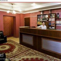 Гостиница Renion Zyliha Алматы гостиничный бар