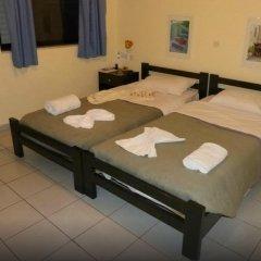 Отель Kaissa Beach Греция, Гувес - 1 отзыв об отеле, цены и фото номеров - забронировать отель Kaissa Beach онлайн комната для гостей фото 5