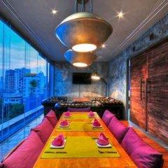 Отель Galleria 10 Sukhumvit Bangkok By Compass Hospitality Бангкок детские мероприятия фото 2