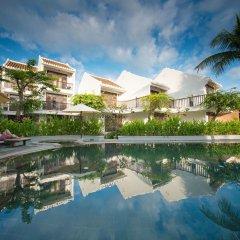 Отель Hoi An Coco River Resort & Spa с домашними животными