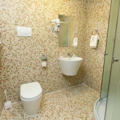 Отель Bed & Breakfast Olsi Молдавия, Кишинёв - 1 отзыв об отеле, цены и фото номеров - забронировать отель Bed & Breakfast Olsi онлайн ванная фото 2
