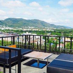 Отель Duplex Height Phuket Пхукет балкон