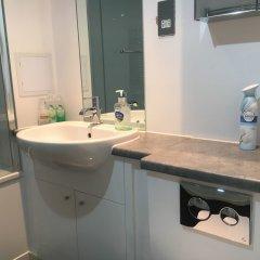 Отель Islington Serviced Rooms and Apartments Великобритания, Лондон - отзывы, цены и фото номеров - забронировать отель Islington Serviced Rooms and Apartments онлайн ванная фото 2