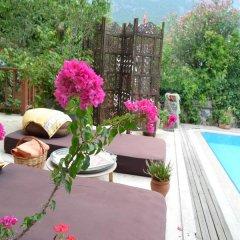 Отель Beydagi Konak балкон