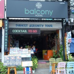 Balcony Hostel Patong городской автобус