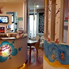 Отель Hostel Meyerbeer Beach Франция, Ницца - отзывы, цены и фото номеров - забронировать отель Hostel Meyerbeer Beach онлайн детские мероприятия фото 2