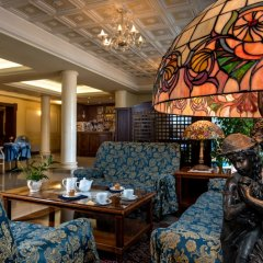 Отель Terme Roma Италия, Абано-Терме - 2 отзыва об отеле, цены и фото номеров - забронировать отель Terme Roma онлайн интерьер отеля фото 2