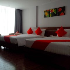 Maple Leaf Hotel & Apartment Нячанг комната для гостей