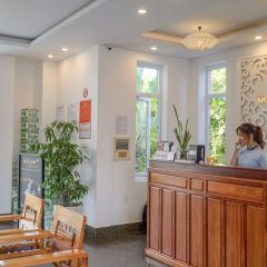 Отель Riverside White House Villa интерьер отеля фото 2