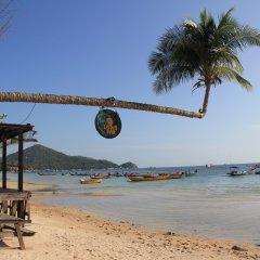 Отель Lotus Paradise Resort Таиланд, Остров Тау - отзывы, цены и фото номеров - забронировать отель Lotus Paradise Resort онлайн пляж