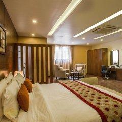 Отель Yatri Suites and Spa, Kathmandu Непал, Катманду - отзывы, цены и фото номеров - забронировать отель Yatri Suites and Spa, Kathmandu онлайн комната для гостей фото 3