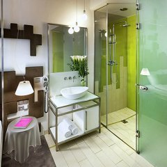 Отель Pure White ванная фото 2