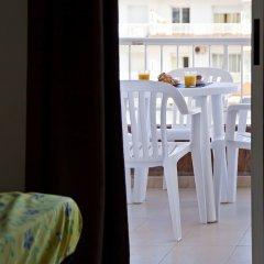 Отель RVhotels Apartamentos Lotus Испания, Бланес - отзывы, цены и фото номеров - забронировать отель RVhotels Apartamentos Lotus онлайн комната для гостей фото 4