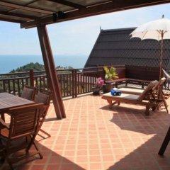 Отель Baan Kantiang See Panorama Villa Resort Ланта фото 4