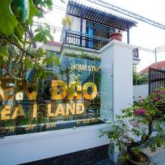 Отель Bien Dao Homestay Hoi An
