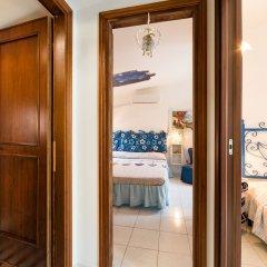 Отель B&B La Bouganville Италия, Фонди - отзывы, цены и фото номеров - забронировать отель B&B La Bouganville онлайн ванная