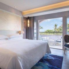 Отель Sheraton Samui Resort комната для гостей фото 2