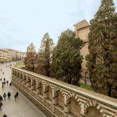Отель Soggiorno Sabrina Флоренция балкон