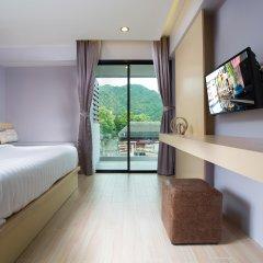 OneLoft Hotel 4* Номер Делюкс с разными типами кроватей