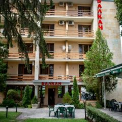 Отель Balkan Болгария, Правец - отзывы, цены и фото номеров - забронировать отель Balkan онлайн вид на фасад