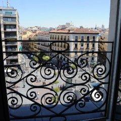 Отель Atocha Suites балкон