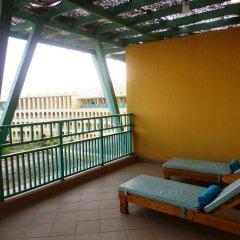 Отель Strand Beach and Golf Taba Heights балкон