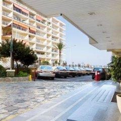 Hotel La Barracuda парковка