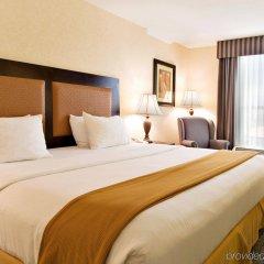 Отель Holiday Inn Express Vancouver-Metrotown (Burnaby) Канада, Бурнаби - отзывы, цены и фото номеров - забронировать отель Holiday Inn Express Vancouver-Metrotown (Burnaby) онлайн комната для гостей фото 4