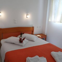 Отель Logas Beach Studios Греция, Корфу - отзывы, цены и фото номеров - забронировать отель Logas Beach Studios онлайн комната для гостей фото 3