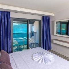 Marmaris Beach Hotel комната для гостей фото 3