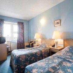Гостиница Охтинская 3* Стандартный номер с 2 отдельными кроватями